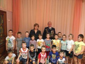 Мероприятия в рамках недели военно-патриотической работы