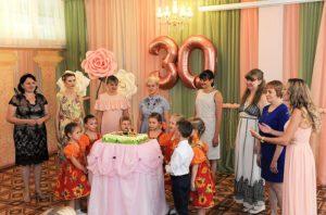30-летний юбилей в родном «Лукоморье»